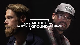 Video Veterans And Peace Activists Seek To Find Common Ground MP3, 3GP, MP4, WEBM, AVI, FLV Maret 2019