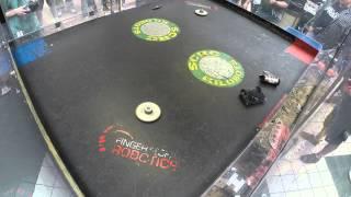 Kilobots 28 - Chomper Vs Spin
