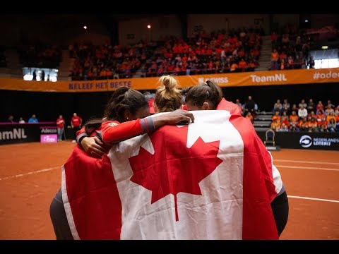 Welcome to Game. Set. Canada., an exclusive behind-the-scenes look at Canadian tennis in international competition. In our series premiere, we introduce ...