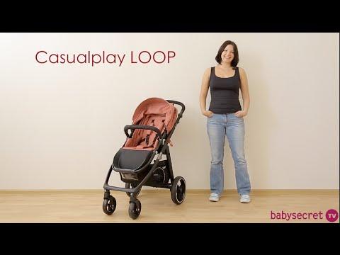 Обзор по коляске Casualplay LOOP