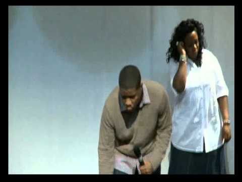 Prophet Brian Carn @ Ruach City Churches PPP Conference 2012 - PT2