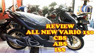 Video Review singkat  Honda Vario Techno 150 ABS CBS ISS - Indonesia MP3, 3GP, MP4, WEBM, AVI, FLV Juni 2019
