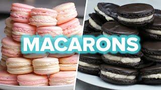 Macarons 4 Ways by Tasty