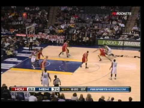 Joey Dorsey: 7 points, 12 rebounds vs. Memphis