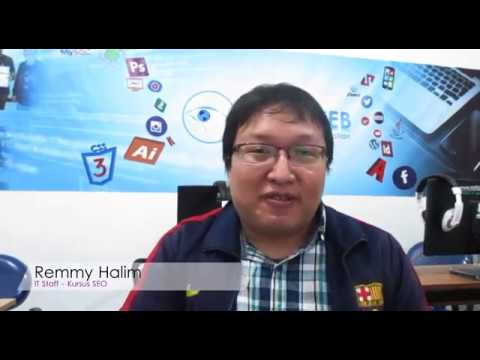 Testimoni Kursus Website  Remmy Halim