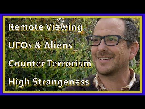 Remote Viewing Psychic Spy John Vivanco - Part 1