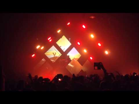 Kygo live I See Fire (Remix) at Cloud Nine Tour in Zurich [Full HD]