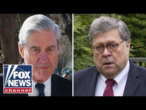 Mueller report will be made public Thursday, DOJ says