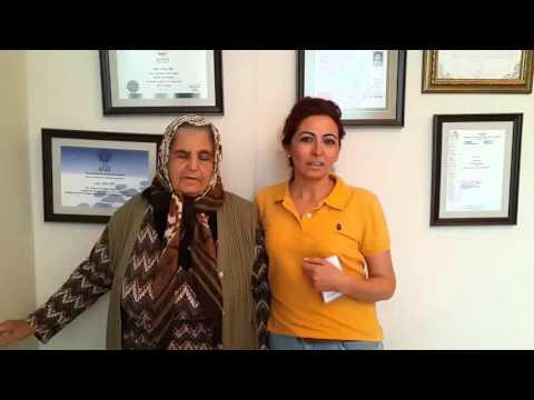 İmran Güldoğan  - İleri Yaş Hasta - Prof. Dr. Orhan Şen
