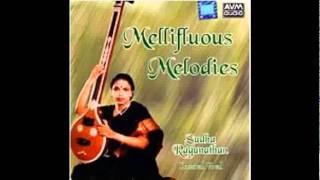 11 - Sudha Ragunathan - Mellifluous Melodies - Tillana (Sudha Ragunathan) (Raga Paras; Tala Adi)