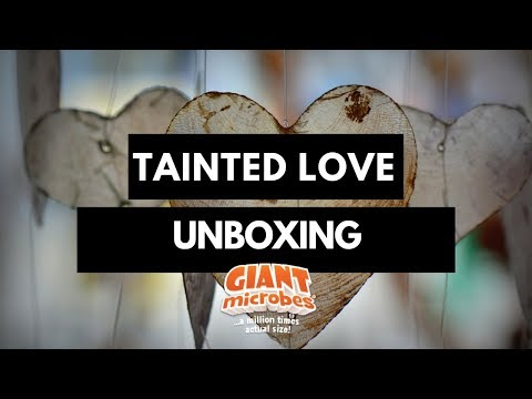 Tainted Love Giant Microbe Unboxing