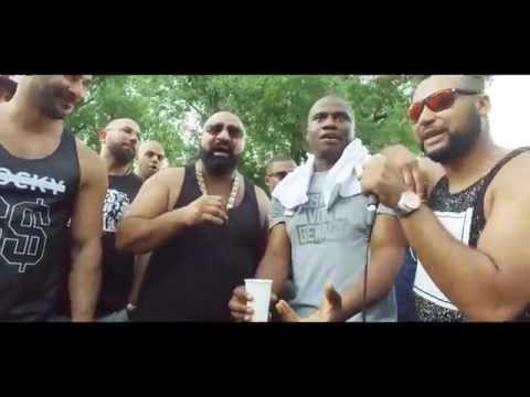 Sylabil Spill unterschreibt bei Kopfticker Records (Xatar): Acapella Video
