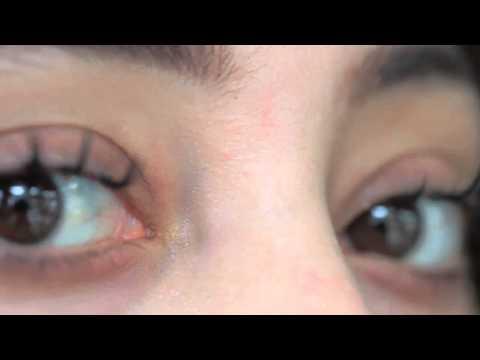 Cambié el color de mis ojos en forma permanente para siempre a azul