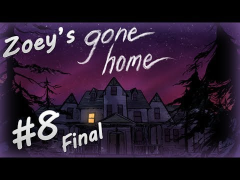 #8 - Zoey arrives home to an empty house, and slowly trashes the place while pretending to look for clues. In this final episode, the story is finished. But will ...
