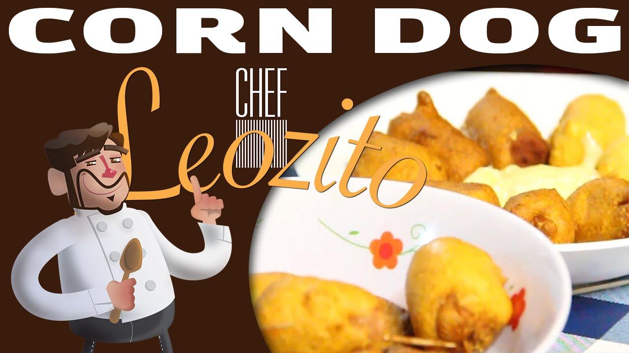 Corn Dog e Maionese Caseira – Chef Leozito e Cia #6