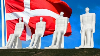 From the gargantuan man statues, to the church for... trolls? These are 12 STRANGE Places found in Denmark ! Subscribe to...