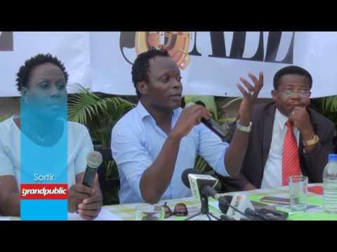 Conférence de presse/ Festival Cotonou couleurs Jazz