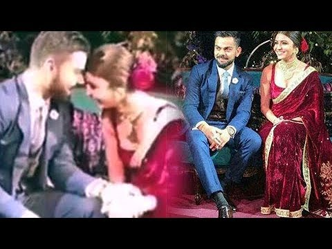 Anushka Sharma NEVER SEEN BEFORE Engagement Video