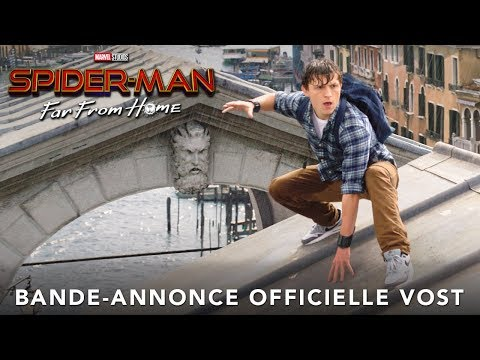 Spider-Man : Far From Home - Bande Annonce VOST