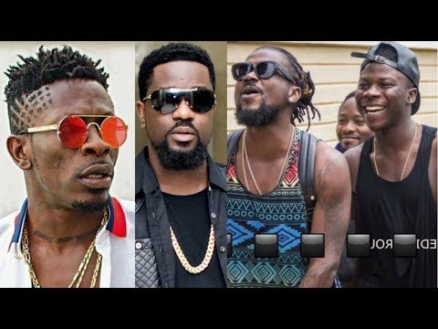 SHATTA WALE React To Reports That He Dissed SARKODIE On Stage At U.S.A Concert