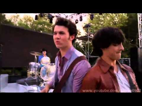 Video Camp Rock 2 The Final Jam   It's On Official Full Movie Scene)  LYRICS in description(480p H 264 AAC download in MP3, 3GP, MP4, WEBM, AVI, FLV January 2017