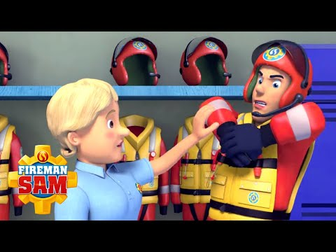 New Uniform for the Firefighters! 🚒  Fireman Sam Official | Videos for Kids