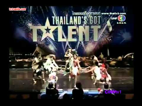ทีม Highheel Thailand Got Talent