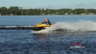 7. Sea-Doo GTI SE (2017-) Test Video - By BoatTEST.com