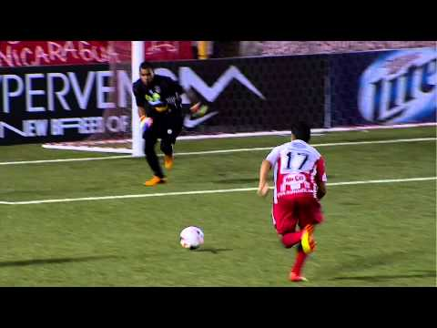 Real Esteli vs CD Olimpia Highlights