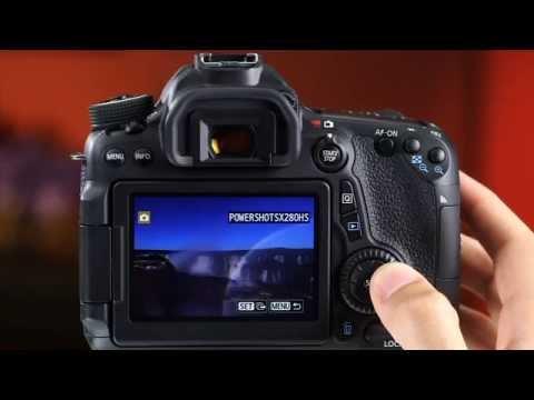 Canon EOS 70D Tutorial 1