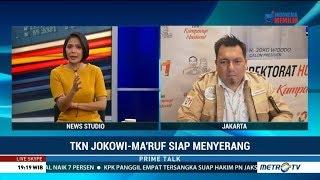 Video TKN Jokowi-Ma'ruf Siapkan Serangan ke Kubu Lawan MP3, 3GP, MP4, WEBM, AVI, FLV Desember 2018