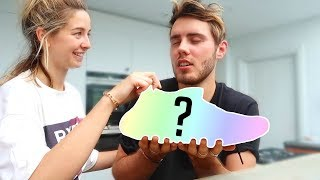 SHE SURPRISED ME WITH YEEZYS!! ▻ New Merch • http://bit.ly/New-PBMerch ▻ New Merch • http://bit.ly/New-PBMerch ...