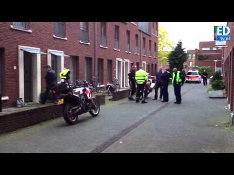 Man gewond na ruzie met zoon in Eindhoven