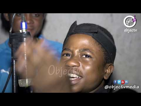 Return Of Dagrin? Meet 13year Old Olamide-enthusiast Torywealth #zagazogo #zogozaga