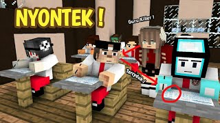 Video UJIAN !! - Sketsa Minecraft 4 Brother ft. Anited & Muthia Savira | Minecraft Animation Indonesia MP3, 3GP, MP4, WEBM, AVI, FLV Februari 2019