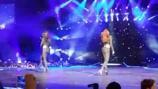 Music Bank México || Girls' Day || Darling || 30/oct/2014