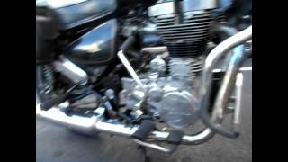 10. How To Kick Start Motorcycle Royal Enfield Easily