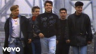 New Kids On The Block - I'll Be Loving You (Forever) - YouTube
