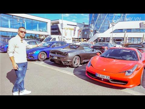 Khám phá một nơi chuyên bán siêu xe Ferrari @ vcloz.com