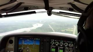 Flying In Cirrus SR-22 (Part 2 Of 2)