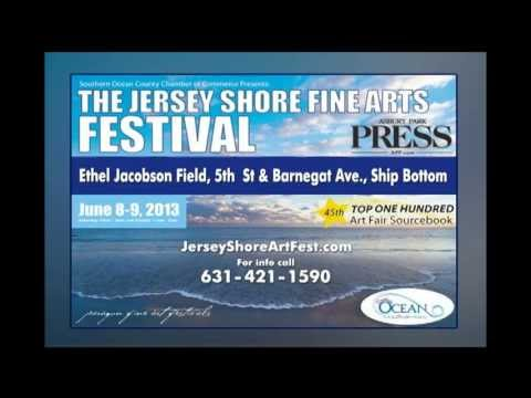 Jersey Shore Fine Arts Festival June 2013