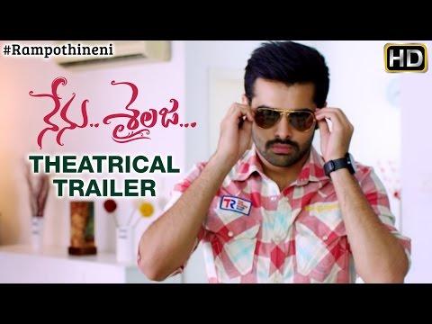 Nenu Sailaja Movie Trailer HD, Ram Pothineni, Keerthy Suresh