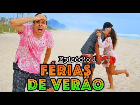 FÉRIAS DE VERÃO! - A REVELAÇÃO! (TEMPORADA 3) - EPI. 1