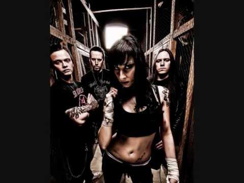 Tekst piosenki Sister Sin - Paint It Black po polsku