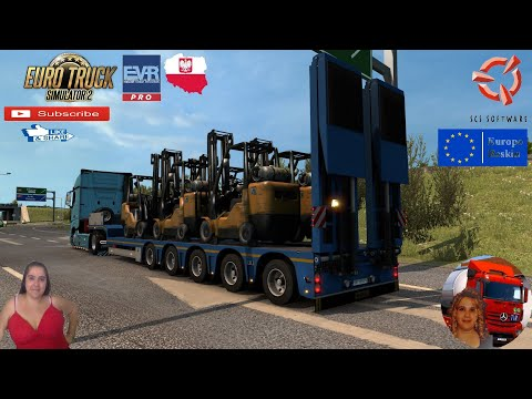 Ownable overweight trailer Doll Panther v1.4.4