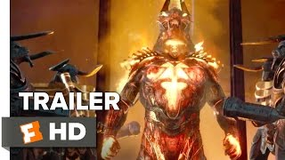 Gods of Egypt TRAILER 1 (2016) - Gerard Butler, Brenton Thwaites Movie HD