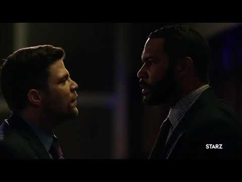 POWER 5x09   THERES A SNITCH AMONG US