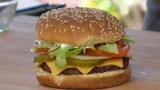 Whopper With Cheese Copycat Recipe! by Ballistic BBQ