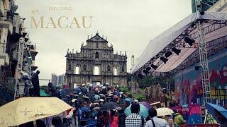 Video One Day In Macau 澳門: Eating, Shopping, & Batman. MP3, 3GP, MP4, WEBM, AVI, FLV Desember 2018