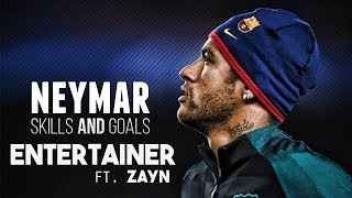Neymar Jr - Entertainer ft. Zayn Malik